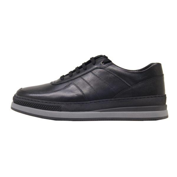 خرید                                     کفش روزمره مردانه چرم آرا مدل sh045