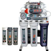 خرید                                     دستگاه تصفیه کننده آب آکوآ کلیر مدل  NEW DESIGN2020-AUX10 به همراه فیلتر مجموعه 3 عددی