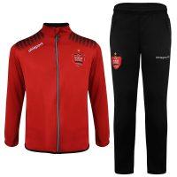 خرید                                     ست گرمکن و شلوار  ورزشی مردانه آلشپرت مدل پرسپولیس AFC 2021