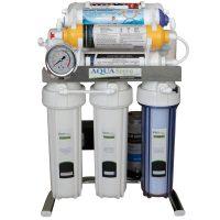 خرید                                     دستگاه تصفیه کننده آب آکوآ اسپرینگ مدل CHROME-FUR8