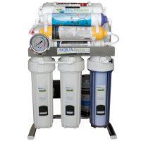 خرید                                     دستگاه تصفیه کننده آب آکوآ اسپرینگ مدل CHROME - FUQ9