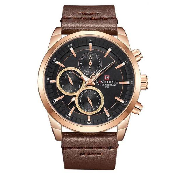 خرید                                     ساعت مچی عقربه ای مردانه نیوی فورس مدل NF9148M - GHAH-TA