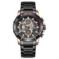 خرید                                     ساعت مچی عقربه ای مردانه نیوی فورس کد NF9174M- RG-B