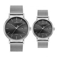 خرید                                     ست ساعت مچی عقربه ای زنانه و مردانه نیوی فورس مدل NF3008 - NO-ME