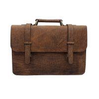 خرید                                     کیف اداری مردانه چرم بارثاوا کد 1107