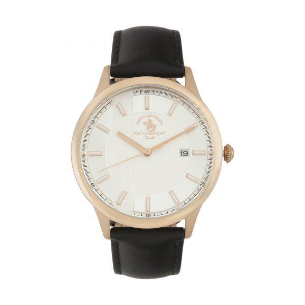 خرید                                     ساعت مچی عقربهای مردانه سانتا باربارا پولو راکت کلاب مدل SB.1.10102-5