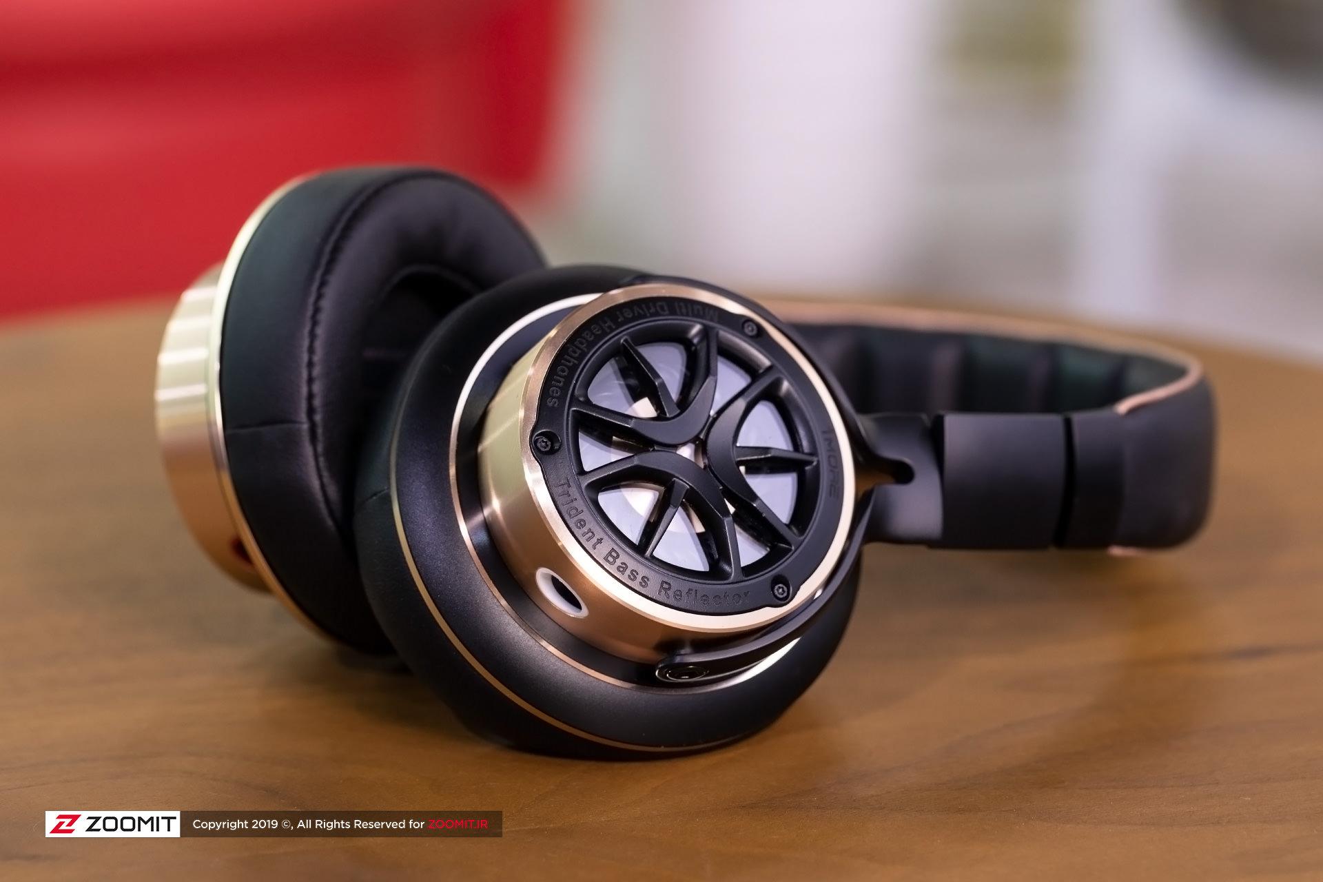 نقد و بررسی هدفون 1MORE Triple Driver Over-Ear Headphones