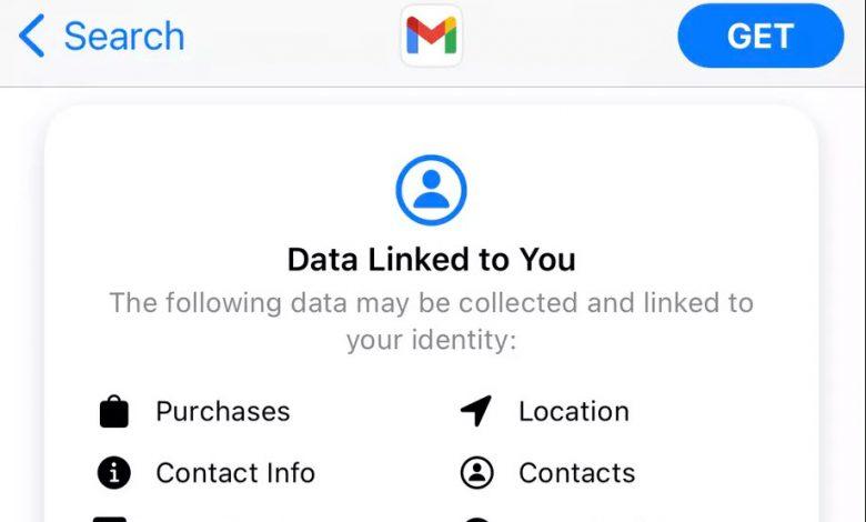افزودن لیبل های محرمانگی iOS به جیمیل توسط گوگل