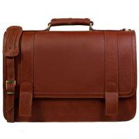 خرید                                     کیف اداری مردانه چرم ناب کد K102