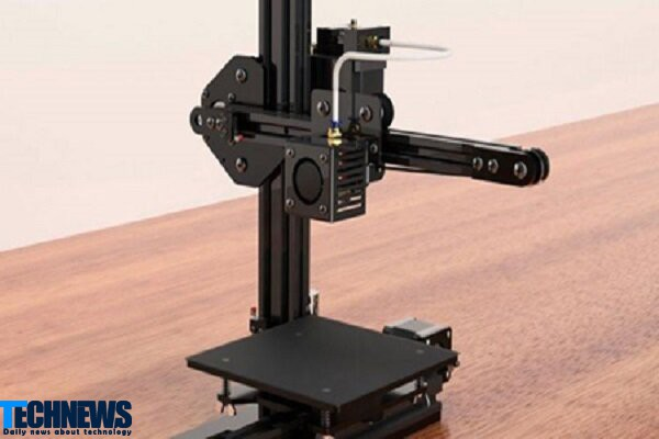 محققان ایرانی موفق به ساخت پرینتر سه بعدی کوچک شدند