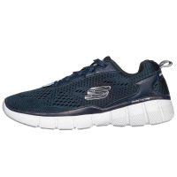 خرید                                     کفش پیاده روی مردانه اسکچرز مدل Dual Lite Walking BLU278