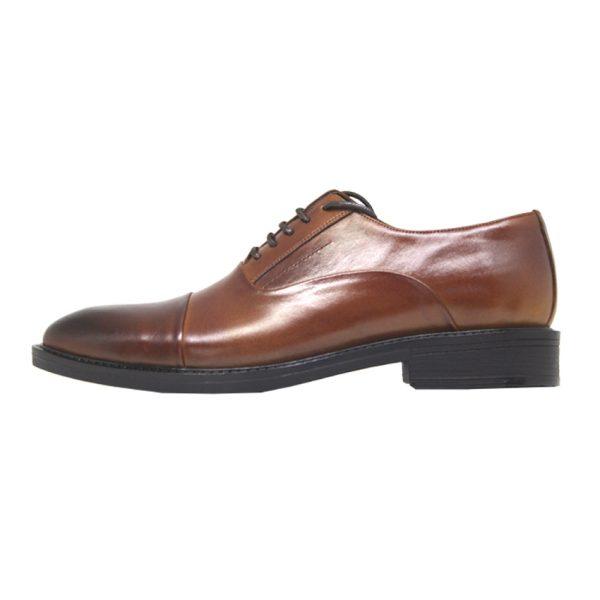 خرید                                     کفش مردانه چرم آرا کد sh001 as