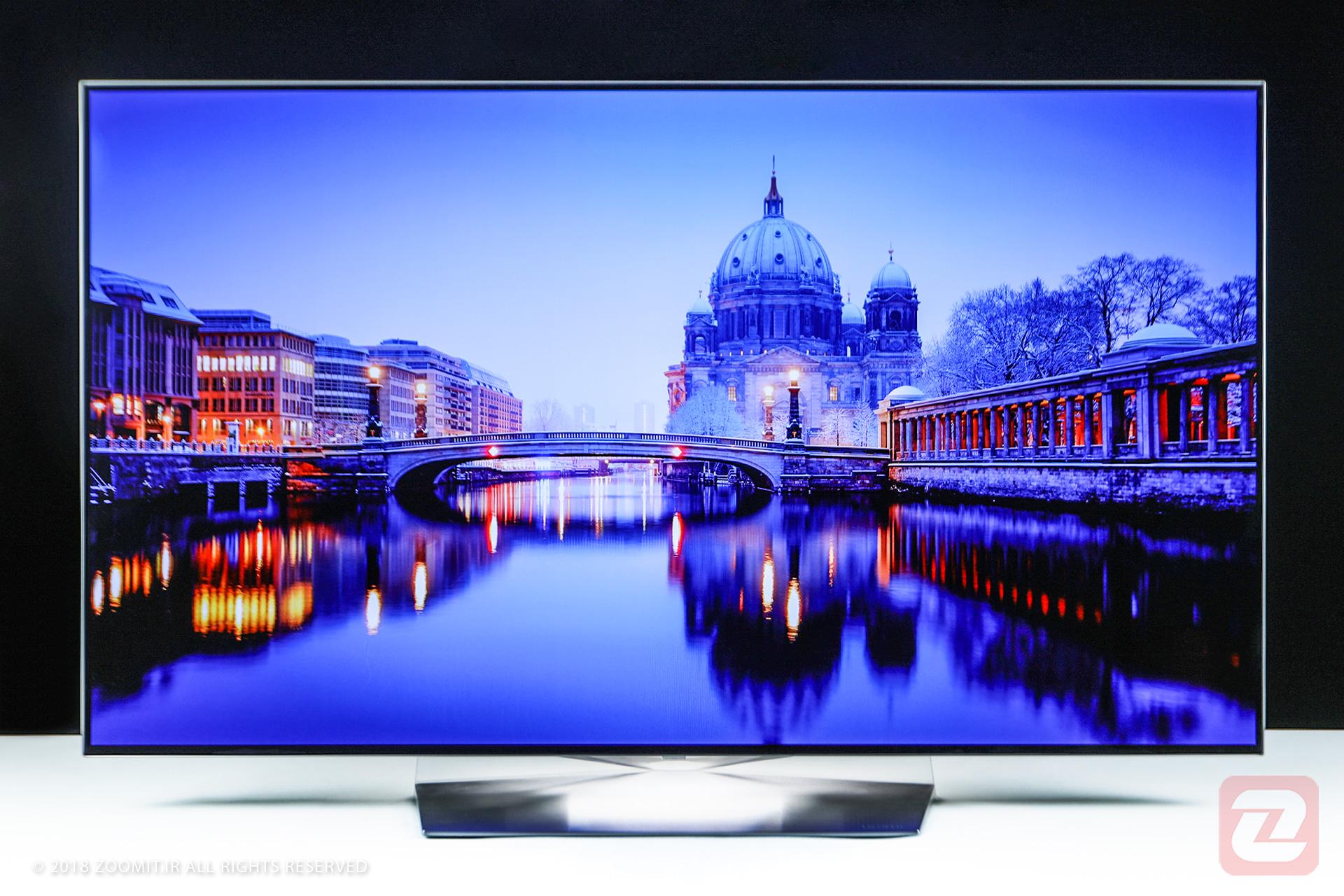 نقد و بررسی تلویزیون B7 OLED ال جی