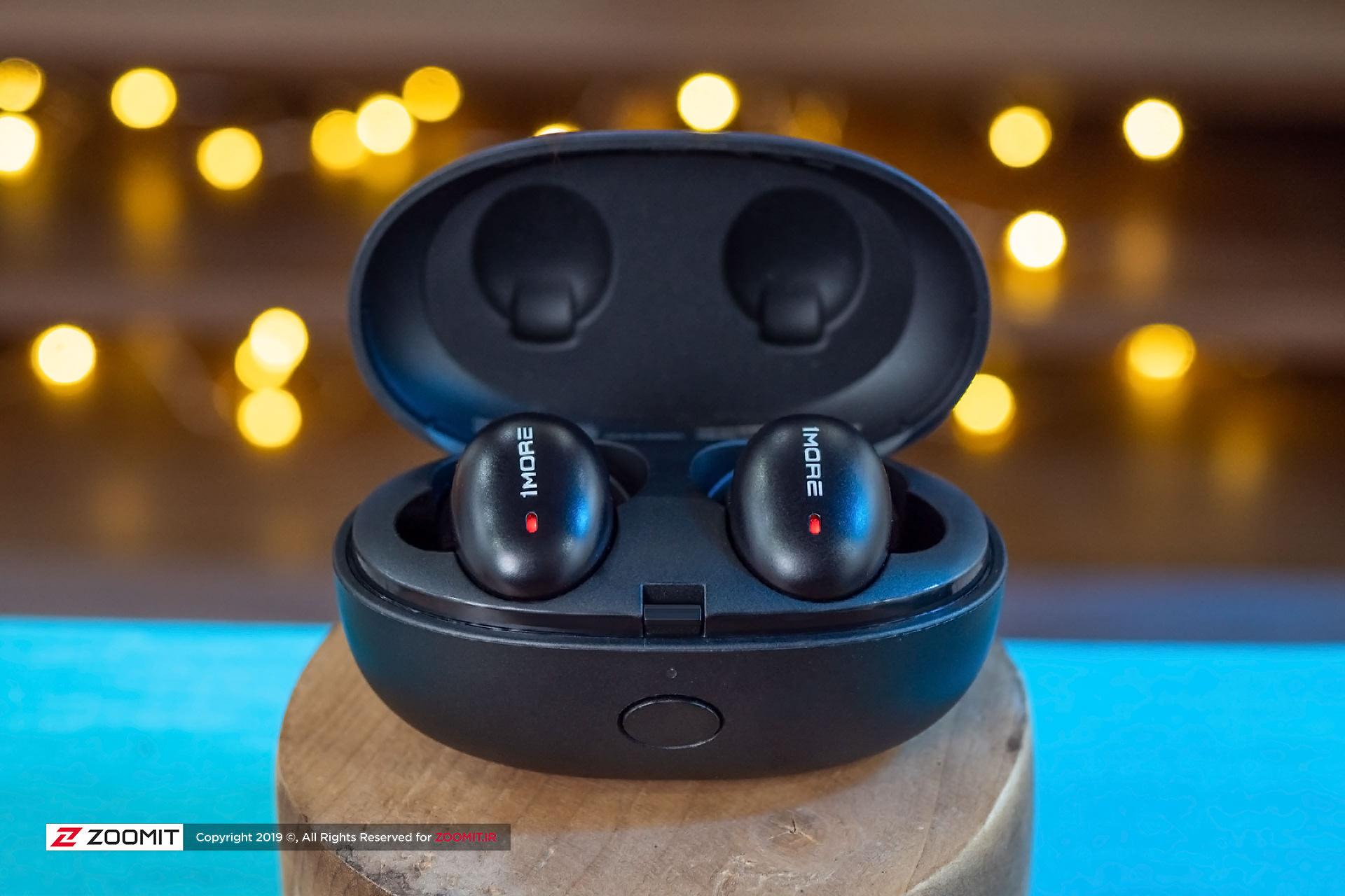 نقد و بررسی هدفون 1MORE Stylish True Wireless In-Ear