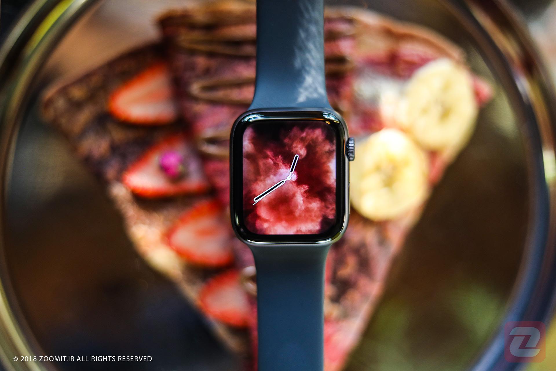 نقد و بررسی اپل واچ سری 4
