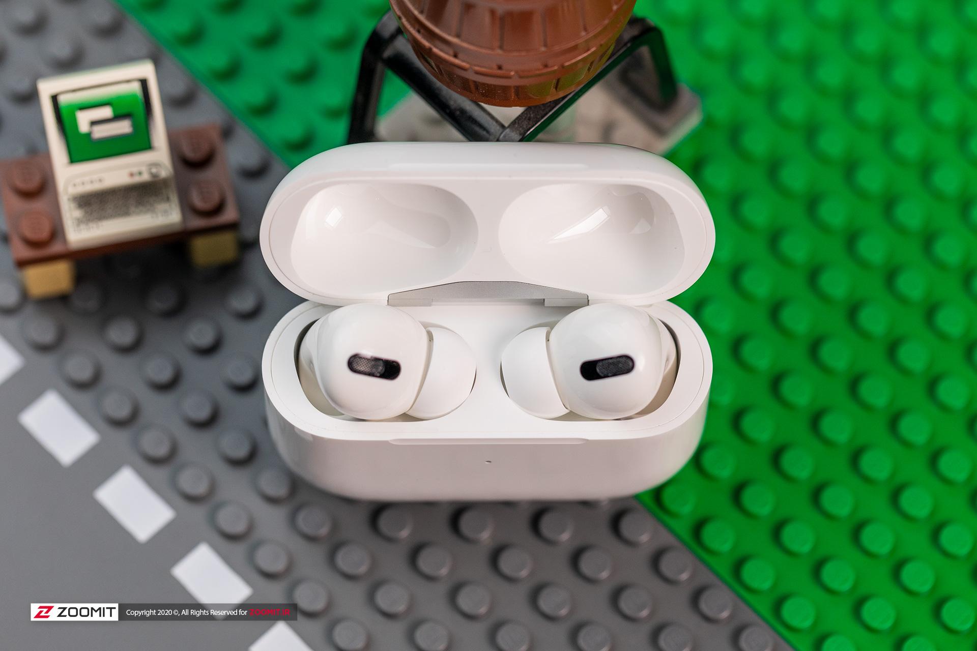 جعبه گشایی و نقد و بررسی ایرپاد پرو اپل