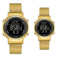 خرید                                     ست ساعت مچی دیجیتال زنانه و مردانه مدل SA 383-4 - TA                     غیر اصل