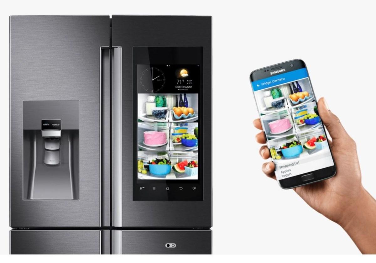 راهنمای خرید بهترین یخچال هوشمند