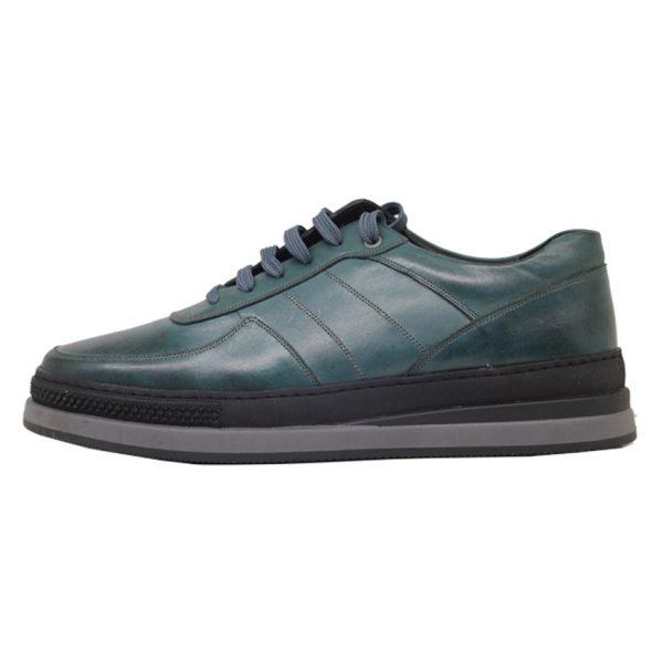 خرید                                     کفش روزمره مردانه چرم آرا مدل sh045 کد sb