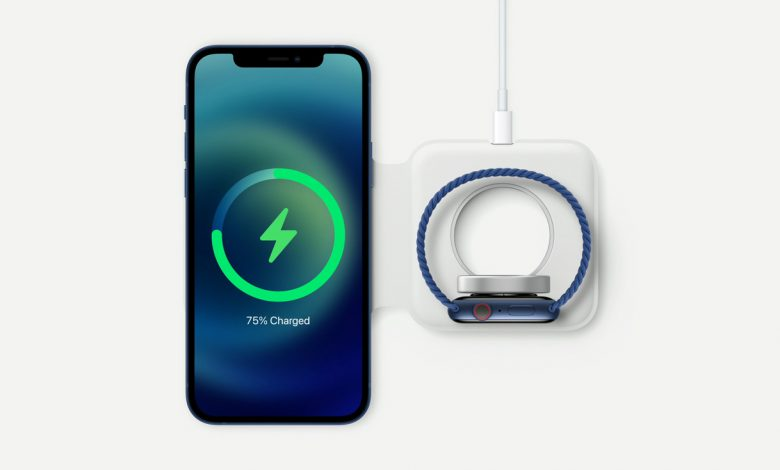 اپل شارژ بی سیم معکوس گوشی های آیفون را غیرفعال می کند