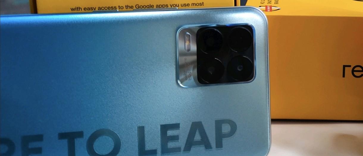 گوشیهای میانردهی سری 8 Realme با دوربین رؤیایی در راهاند