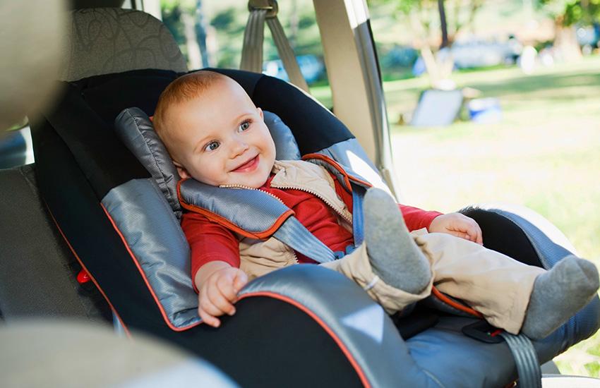 راهنمای خرید صندلی ایمنی کودک
