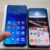 مقایسه گوشی های   Samsung Galaxy A50s و Huawei Honor 9X