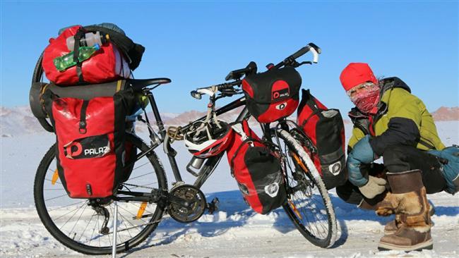 تبدیل دوچرخه کوهستان به توریستی