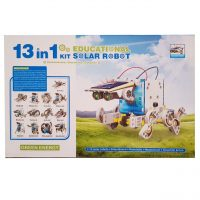 خرید                                     کیت آموزشی ربات خورشیدی مدل Green Energy 13 in 1