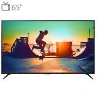 خرید                                     تلویزیون ال ای دی هوشمند فیلیپس مدل 65put6023 سایز 65 اینچ