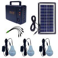 خرید                                     سیستم روشنایی خورشیدی جی دی لایت مدل GD-8006A