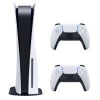 خرید                                     مجموعه کنسول بازی سونی مدل PlayStation 5 ظرفیت 825 گیگابایت به همراه دسته اضافی