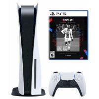 خرید                                     کنسول بازی سونی مدل Playstation 5 ظرفیت 825 گیگابایت به همراه بازی فیفا 21