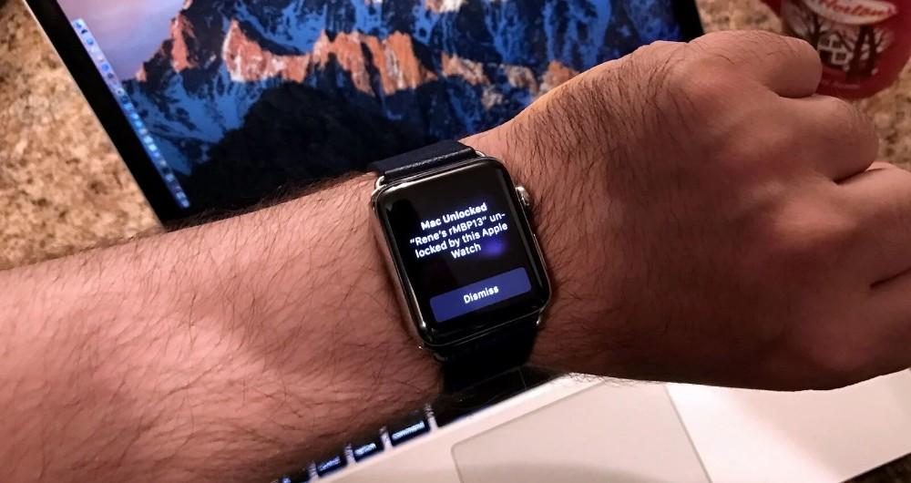 باز کردن قفل مک با اپل واچ چگونه انجام میشود؟