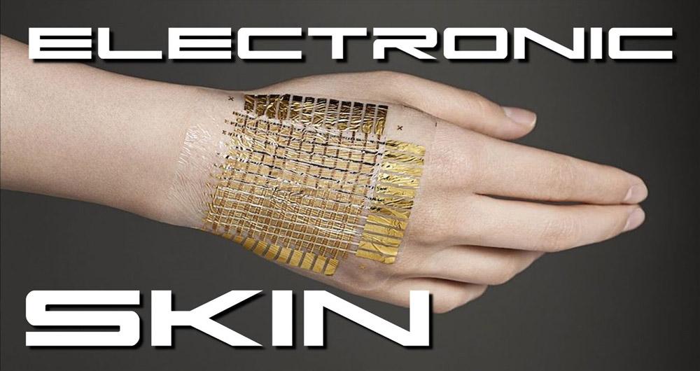ترانزیستورهای باریک اتمی امکان ساخت پوست الکترونیکی را فراهم میکنند!