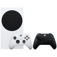 خرید                                     مجموعه کنسول بازی مایکروسافت مدل Xbox Series S ظرفیت 500 گیگابایت به همراه دسته اضافی