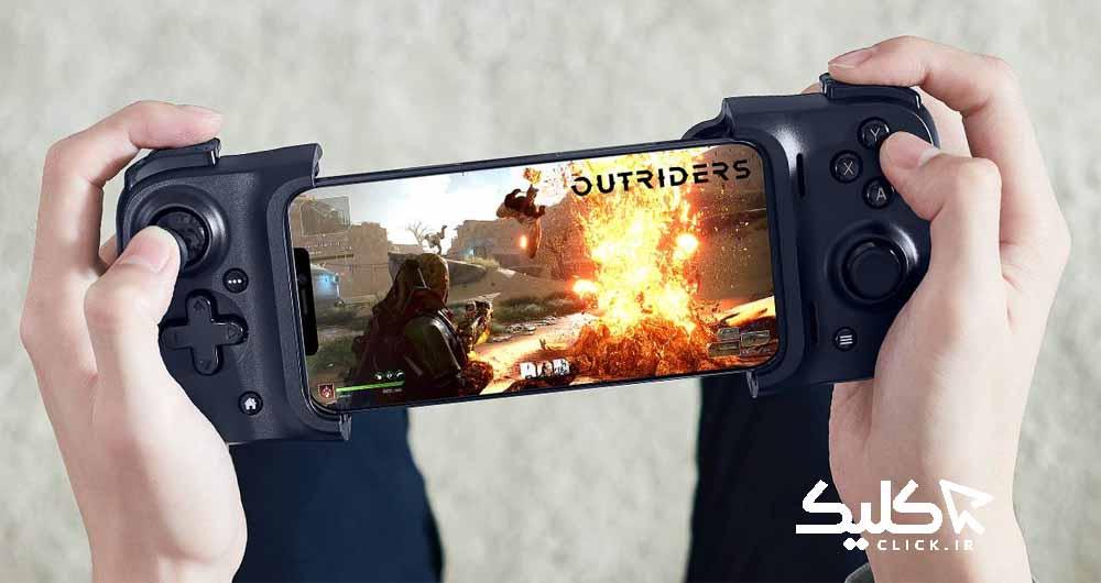 عرضه کنترلر کیشی مخصوص آیفون با اشتراک رایگان Game Pass Ultimate