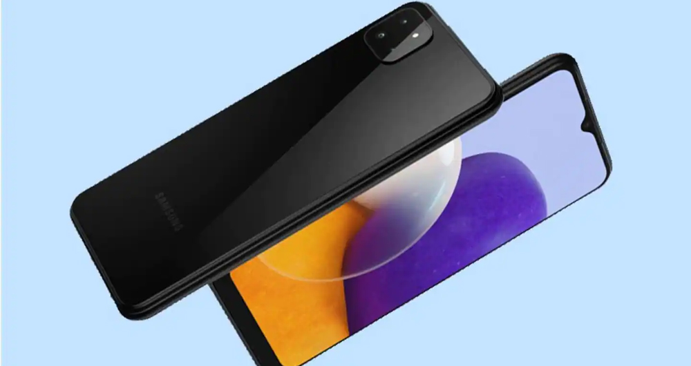 گوشی گلکسی M22 سامسونگ به زودی معرفی میشود