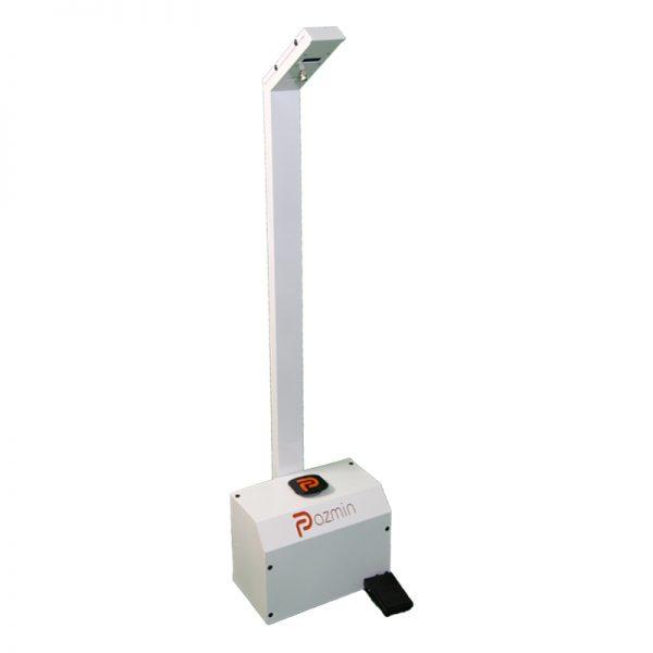خرید                                      دستگاه ضدعفونی کننده دست پازمین مدل PA004W