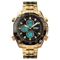 خرید                                     ساعت مچی عقربه ای مردانه اسکمی مدل  gl - 1302