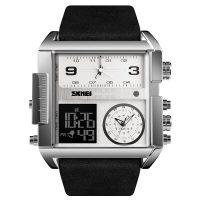 خرید                                     ساعت مچی عقربه ای مردانه اسکمی مدل 1391SBLC