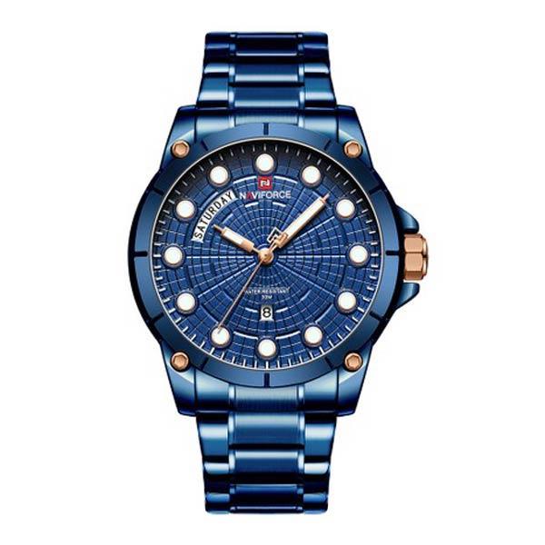 خرید                                     ساعت مچی عقربه ای مردانه نیوی فورس مدل NF9152M- SO-SO