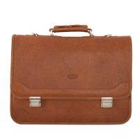 خرید                                     کیف اداری مردانه پارینه چرم مدل l160-1