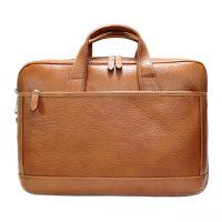 خرید                                     کیف اداری چرم طبیعی مردانه کد pe047