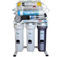 خرید                                     دستگاه تصفیه کننده آب آکوآ اسپرینگ مدل RO - NF2800