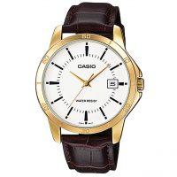 خرید                                     ساعت مچی عقربه ای مردانه  کاسیو مدل MTP-V004GL-7AUDF