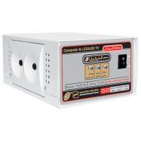 خرید                                     محافظ ولتاژ الکترونیکی نمودار کنترل مدل M204 مناسب کامپیوتر و لوازم صوتی تصویری