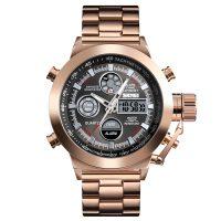 خرید                                     ساعت مچی عقربه ای مردانه اسکمی مدل 1515RG
