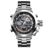 خرید                                     ساعت مچی عقربه ای مردانه اسکمی مدل 1515S-NP