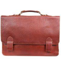 خرید                                     کیف اداری مردانه شهر چرم مدل 111229